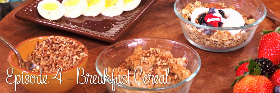 Episode 4 – Breakfast Cereal