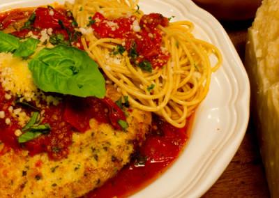 Chicken Pecorino Romano