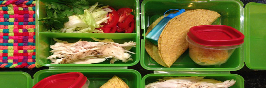 Top 10 Healthy Lunches – To Go