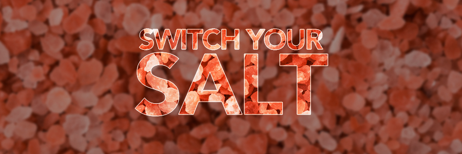 Five Reasons to Switch Your Salt.
