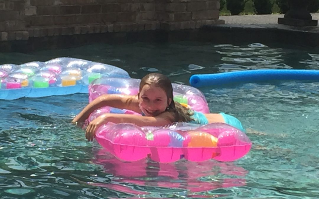 Fun in the Sun with Isabella Keyes